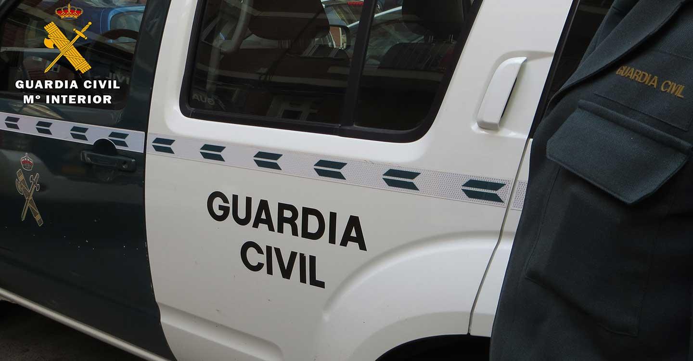 La Guardia Civil detiene a una persona por el intento de robo en una casa de campo de Caudete