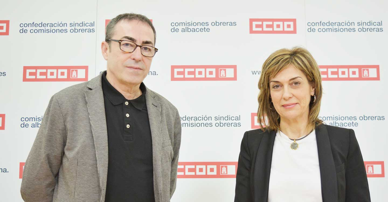 CCOO pide un impulso definitivo a políticas sociales, de empleo, de recuperación de derechos y a los proyectos pendientes para que Castilla-La Mancha avance