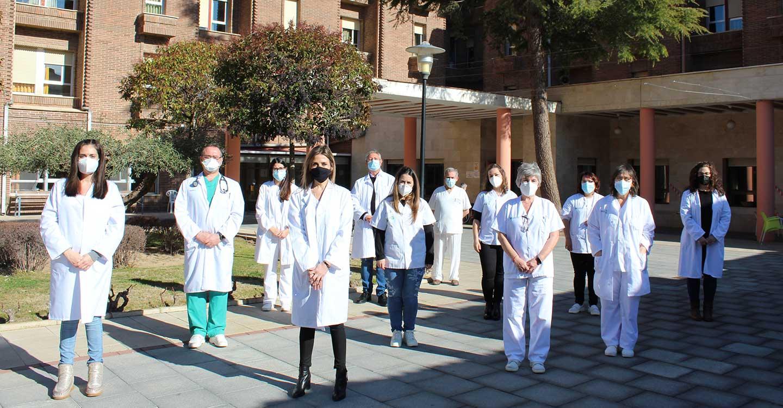 La Gerencia de Atención Integrada de Albacete extiende su guía de prevención de caídas a las residencias sociosanitarias