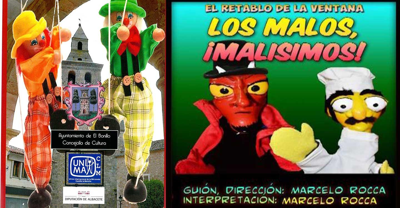 2º Festival de Títeres y Marionetas de El Bonillo 2019