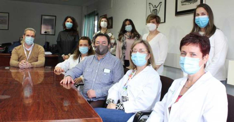 El Servicio de Salud de Castilla-La Mancha avanza en la implantación de la 'Guía de buenas prácticas' en cuidados