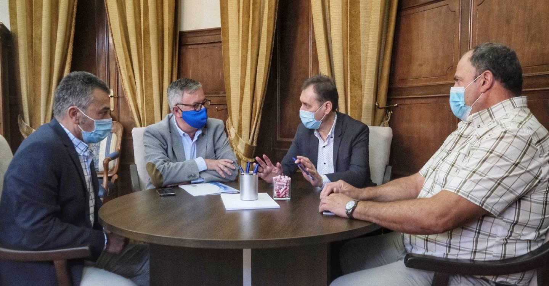 Tierraseca destaca que los proyectos en materia de agua de Hellín recogen ya los objetivos de los borradores de los Planes de Cuenca