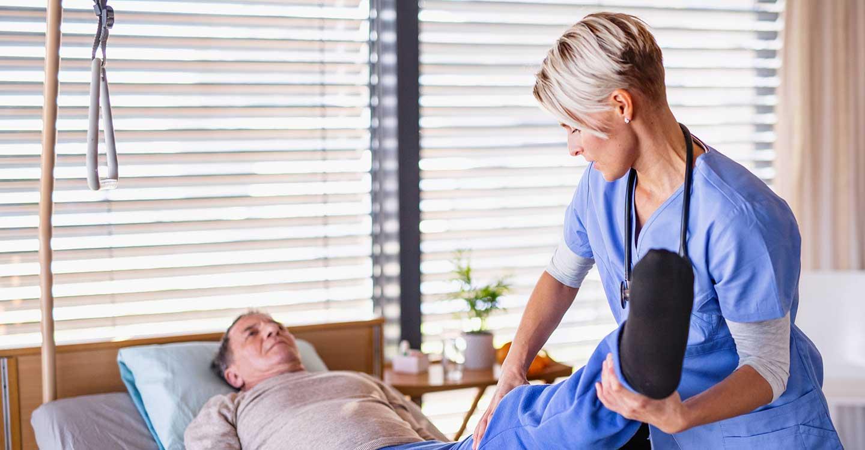 El trabajo de Fisioterapia en UCI acorta el tiempo de estancia de los pacientes con COVID-19