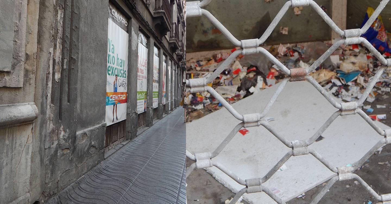 Unidas Podemos Albacete denuncia la lamentable situación del Patrimonio Histórico en Albacete