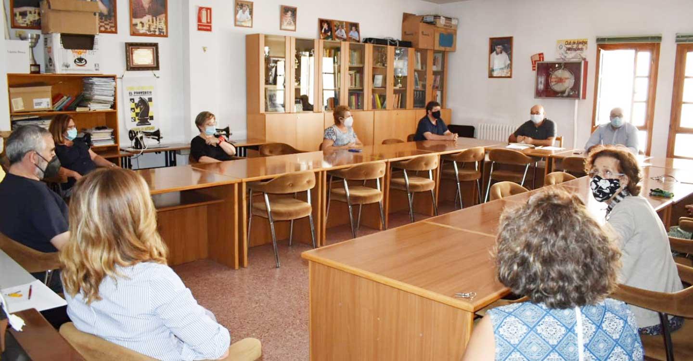 La Universidad Popular del Ayuntamiento de Villarrobledo retrasa el inicio del curso debido a la situación de la pandemia de COVID-19