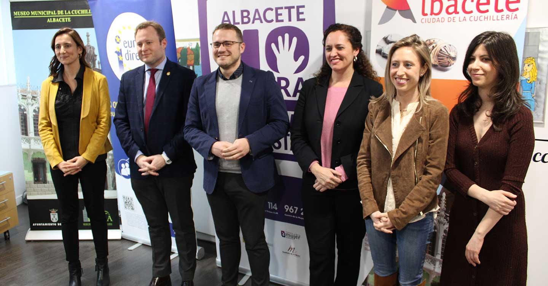 """El Gobierno regional defiende una """"Europa que sea un referente mundial en la igualdad de género y en la lucha contra cualquier tipo de discriminación"""""""
