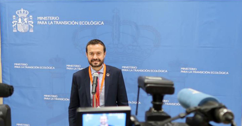 """Castilla-La Mancha respalda al Gobierno en la celebración de la Cumbre del Clima en Madrid """"que supondrá una oportunidad para nuestro país"""""""