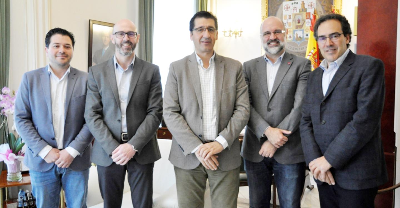 Anunciado en la Diputación el V Premio José María Casasayas, que ha recaído en el mexicano Ricardo José Castro