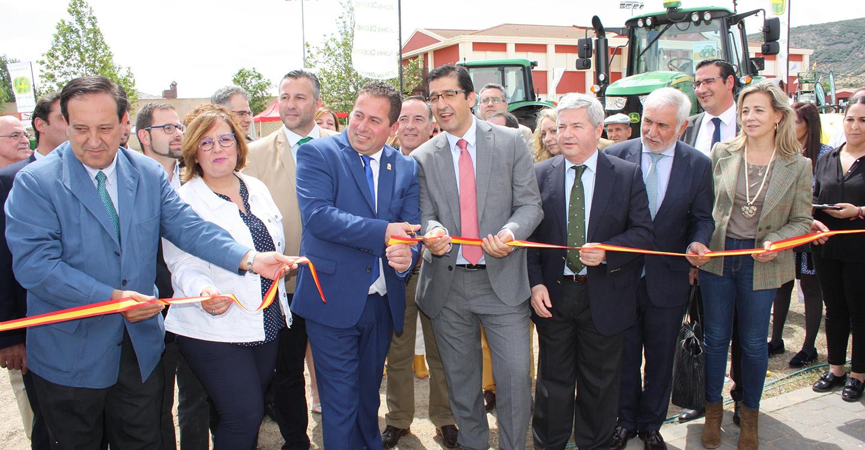 """Inaugurada Ferduque 2018, la gran feria del mundo rural y """"un proyecto de presente y futuro"""""""