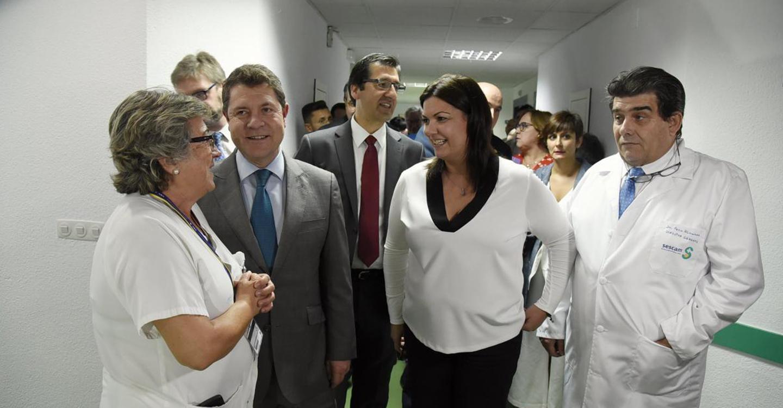 La nueva Resonancia Magnética del Hospital de Puertollano trabajará en red para el Hospital Universitario de Ciudad Real