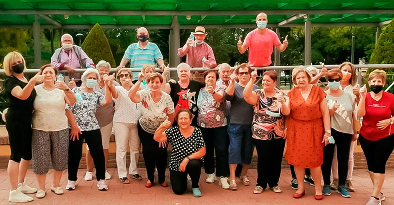 Ayuntamiento y Centro de Mayores promueven la buena salud entre las personas de edad