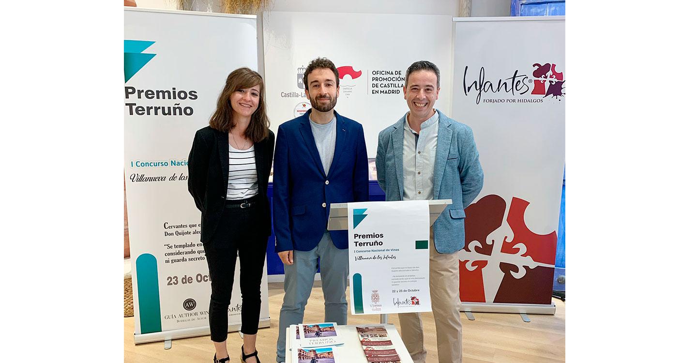 Villanueva de los Infantes será la sede del concurso nacional de vinos Premios TERRUÑO el día 23 de octubre