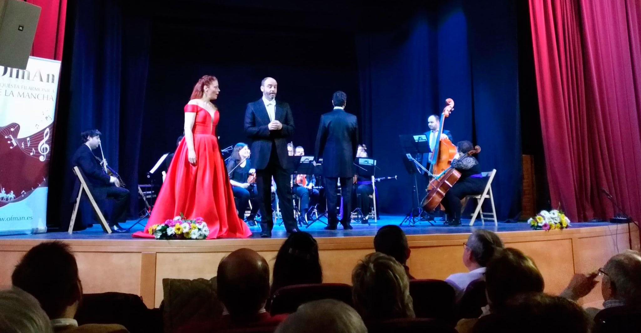 El 2020  arranca musicalmente en Infantes con la Gran Gala de Navidad y Año Nuevo a cargo de la Orquesta Filarmónica de La Mancha