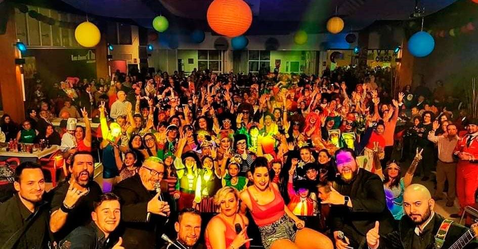 Torralba de Calatrava dijo adiós a su Carnaval por todo lo alto