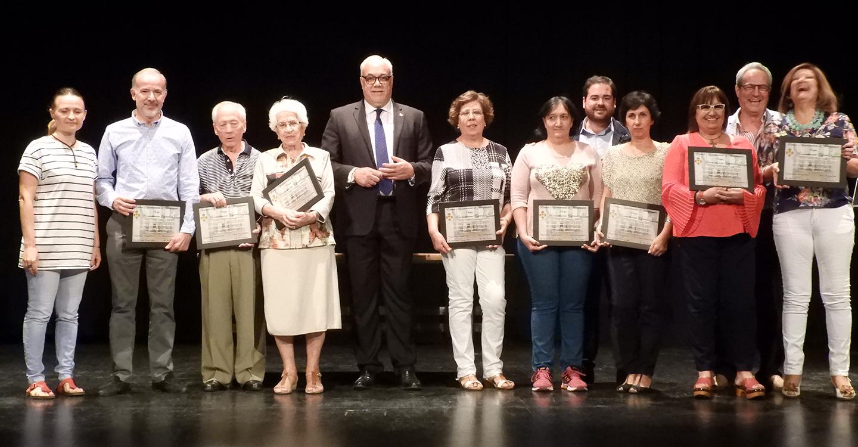 Julián Nieva inaugura el curso de la Universidad Popular con un incremento del 20% en alumnado