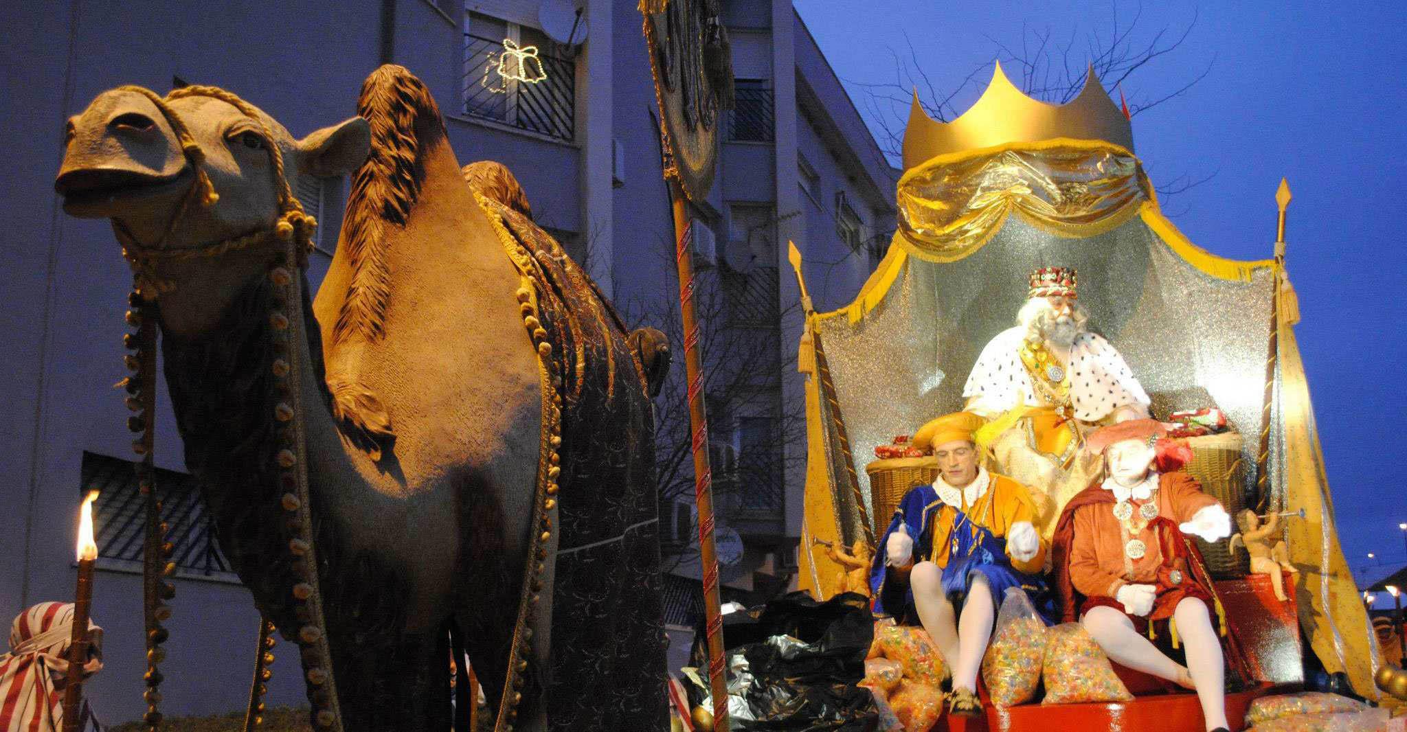 La Cabalgata de Reyes partirá este año de la remodelada Bodegas A7