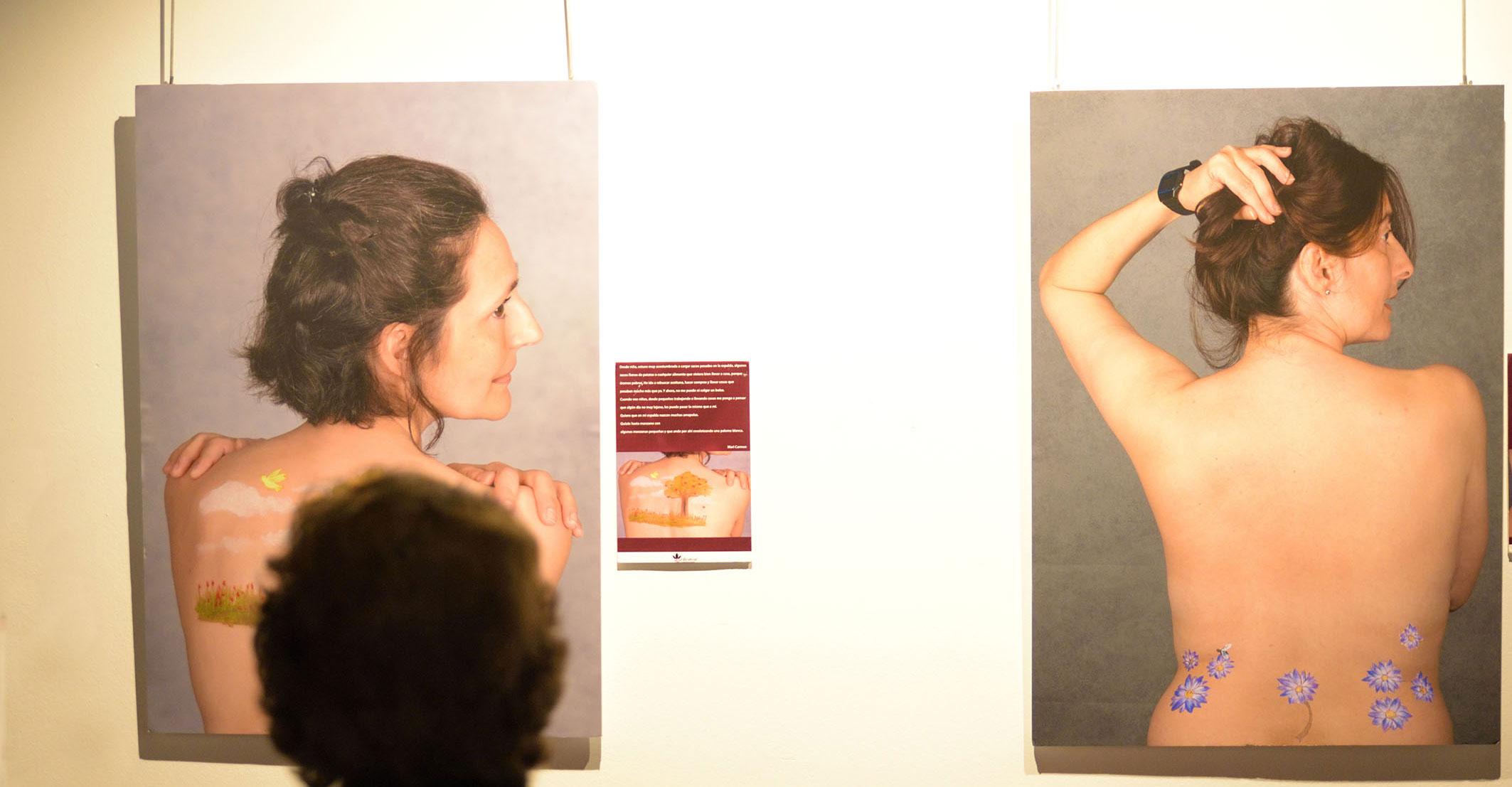 Fibroluz y FibroReal presentan la exposición 'Arte y dolor: Pintando las enfermedades invisibles'