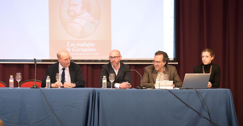 Argamasilla de Alba acoge la segunda jornada y la clausura del XII Seminario Áureo Internacional