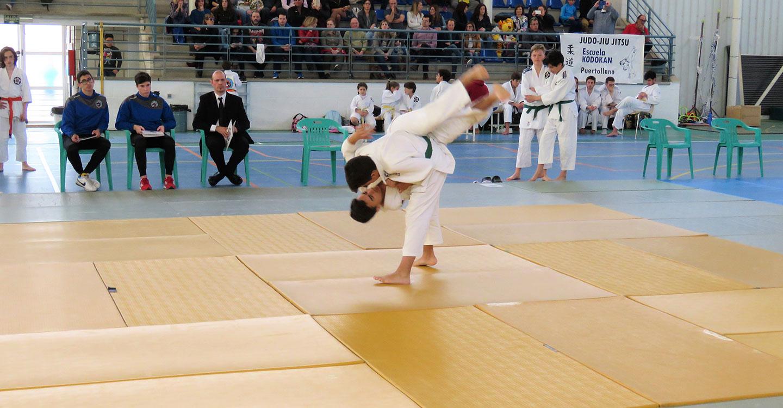 Buena cosecha de medallas de la Escuela Municipal de Judo en el campeonato regional de jiu jitsu
