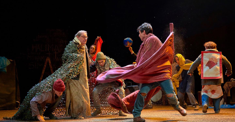 La obra 'Auto de los inocentes', a escena este viernes en Valdepeñas