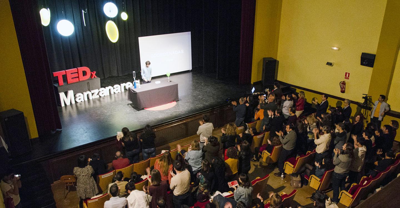TEDxManzanares encuentra sus