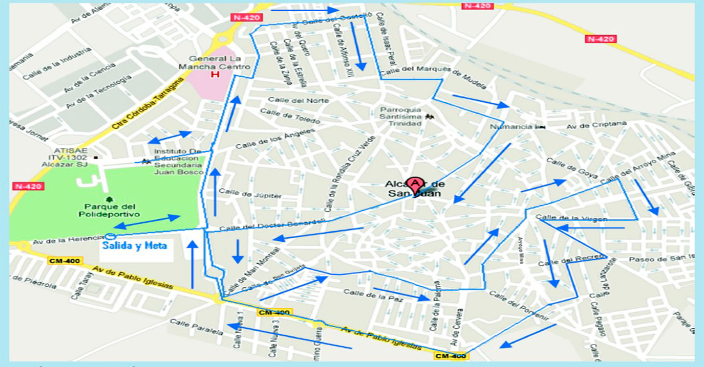 Previa XXIII Medi Maratón Alcázar de San Juan Memorial Mariano Rivas Rojano 2019