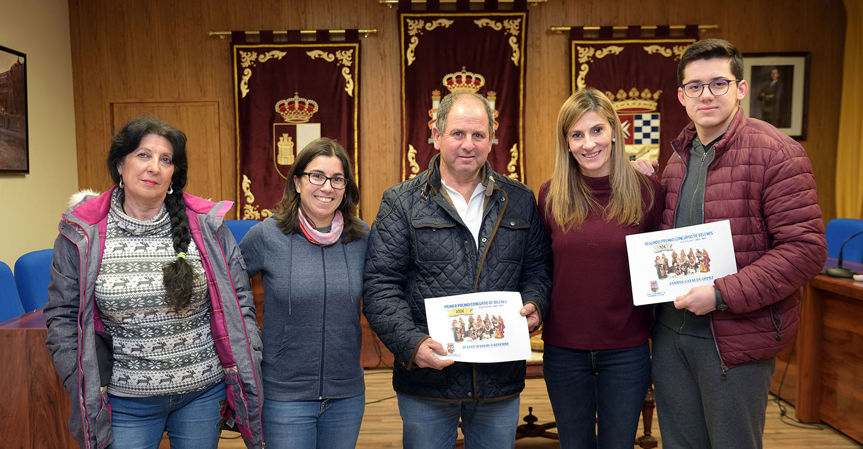 Julián Mateos gana el primer premio del Concurso de Belenes de Argamasilla de Alba