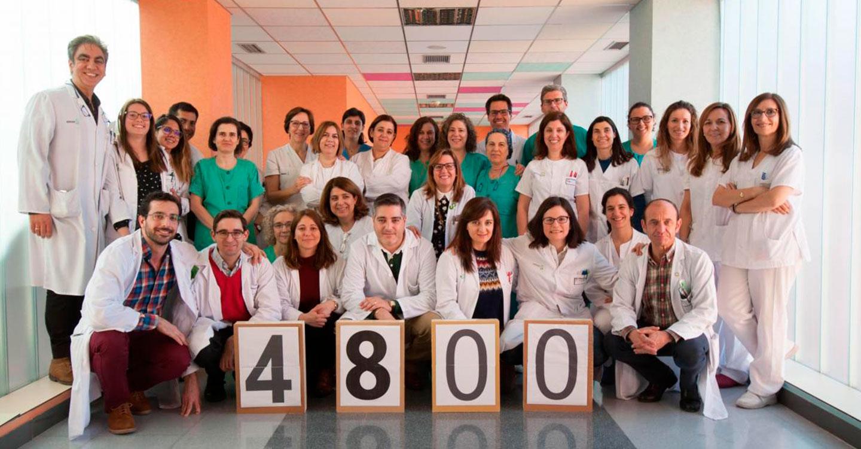 El Servicio de Oftalmología de la Gerencia de Alcázar de San Juan bate un nuevo récord con 4.800 cirugías ambulatorias en el 2018