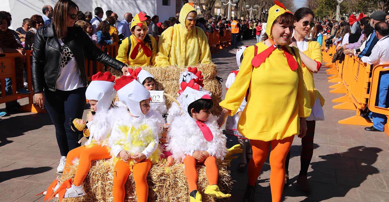 Los más pequeños disfrutaron de 'su' carnaval