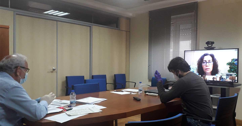 La Comisión Provincial de Flujos Migratorios se reúne para preparar la campaña agrícola ante la situación de COVID-19