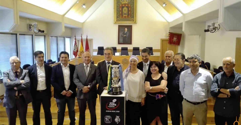 La Diputación de Ciudad Real participa en la organización de la final de la Supercopa de España de Fútbol-Sala