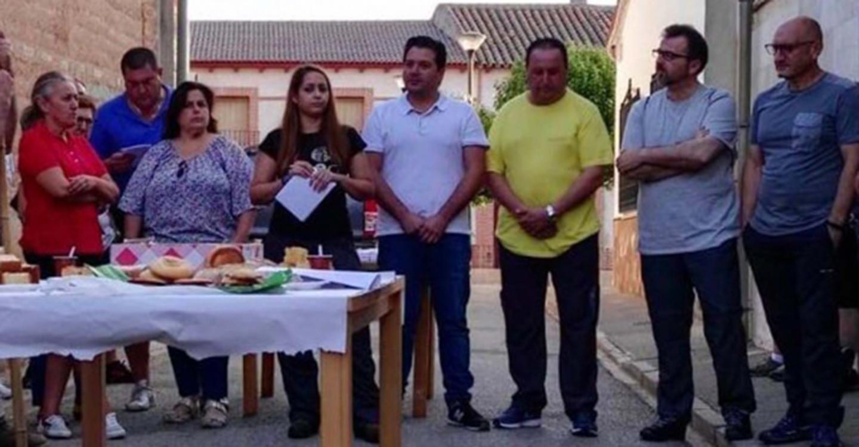 Triguero y Vicente apoyan con su presencia la celebración de la I Jornada sobre historia y patrimonio natural de Cabezarados