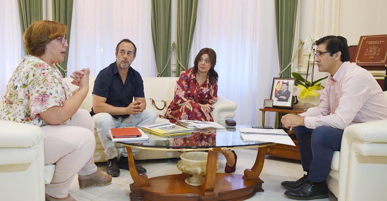 Acuerdo institucional para impulsar un centro de interpretación del sitio histórico de la Batalla de Alarcos en Poblete