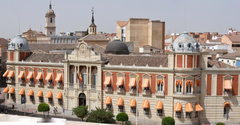 La Diputación, un emblemático Palacio con valor histórico, artístico y patrimonial