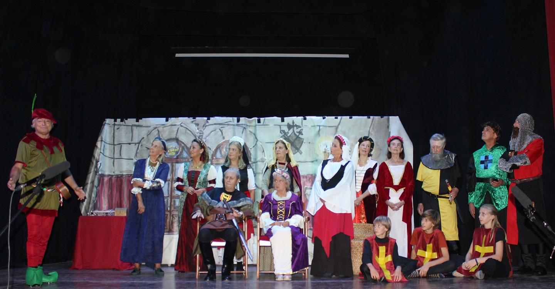 El Auditorio Municipal de La Encarnación acoge La Venganza de Don Mendo