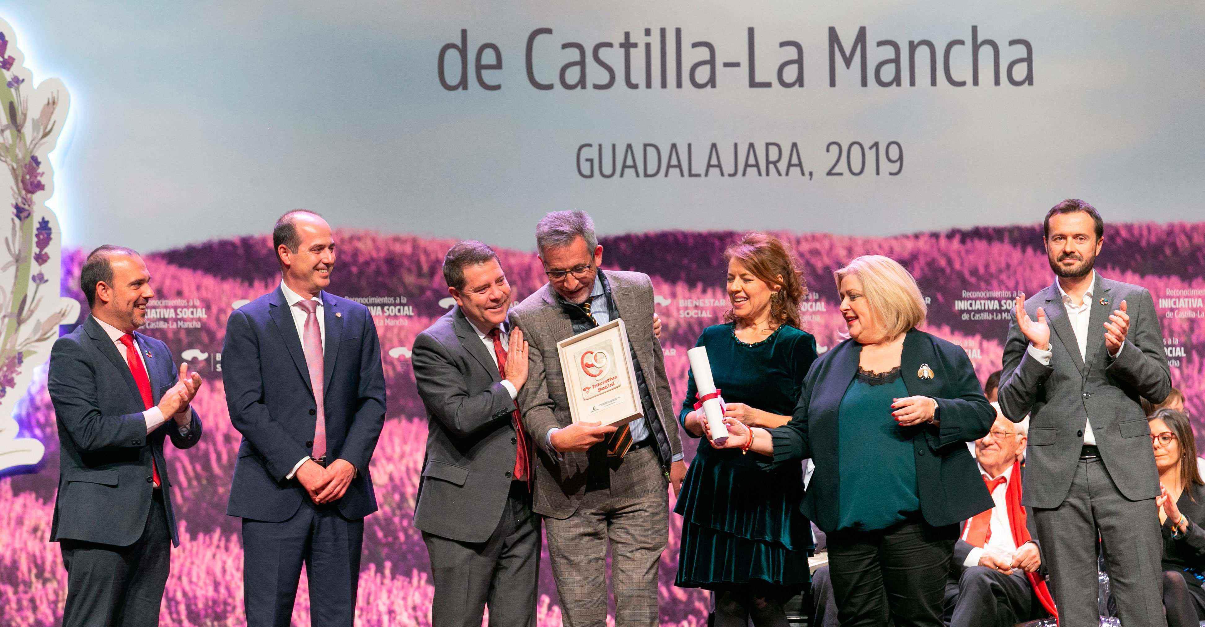 Valdepeñas recibe el reconocimiento regional por su apoyo a las personas con discapacidad
