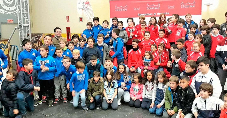 Clasificados los participantes en el Campeonato Regional Escolar en la modalidad de ajedrez