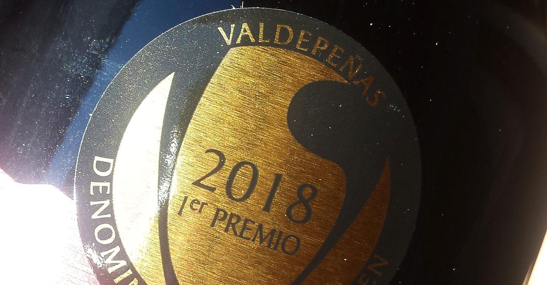 Más de 100 medallas para los vinos de la DO Valdepeñas en 2018