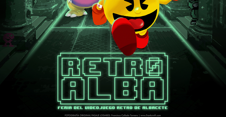 La Asociación RetroAlba celebra la sexta edición de su evento - RetroAlba 2019