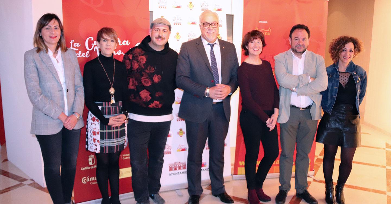Agustín Durán y Esperanza Elipe, sumilleres de lujo para una velada de comedia y vino