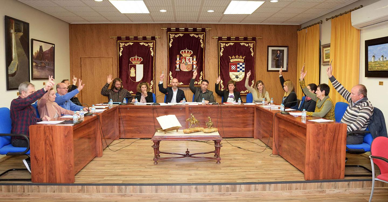 El Ayuntamiento de Argamasilla de Alba cierra 2018 con un superávit de 411.000 euros