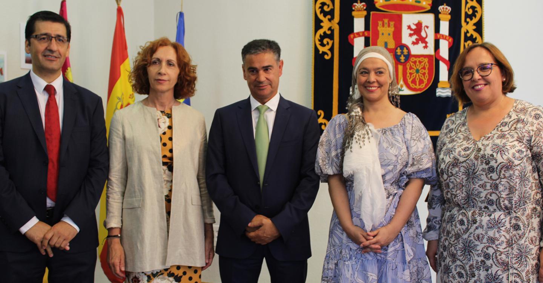Mª Ángeles Herreros  toma de posesión como subdelegada del Gobierno en Ciudad Real