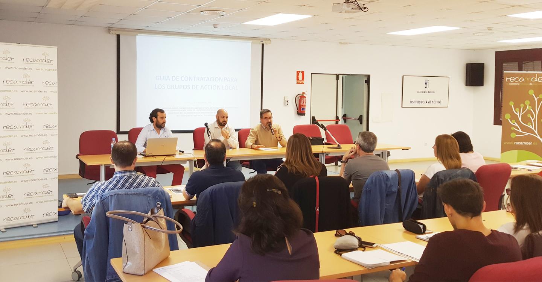 """José Juan Fernández: """"Los Grupos de Acción Local deben participar en todo lo que afecte al desarrollo rural"""""""