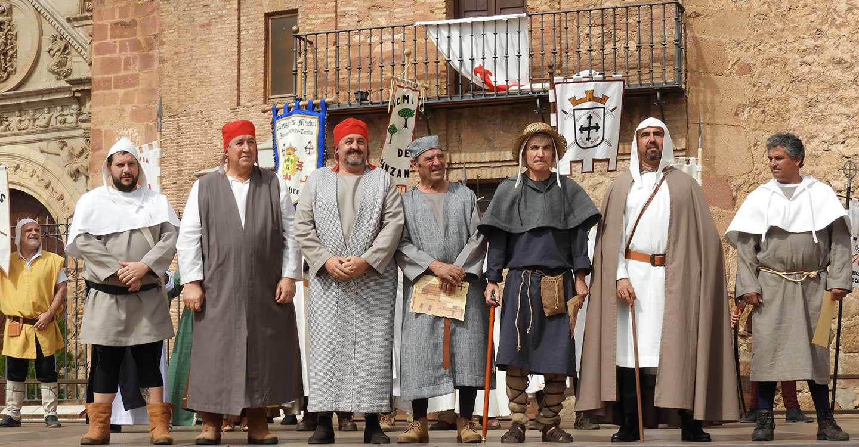 Las VII Jornadas Medievales, cita obligada del fin de semana