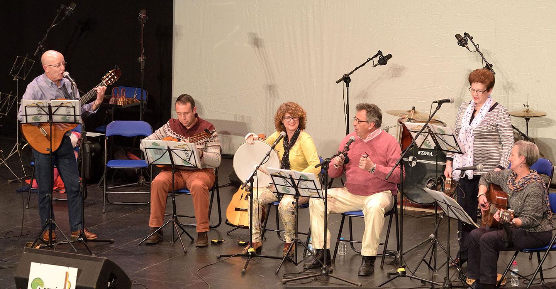 Medio Siglo Folk rinde homenaje a Jesús Díaz Carretón con un festival de música popular