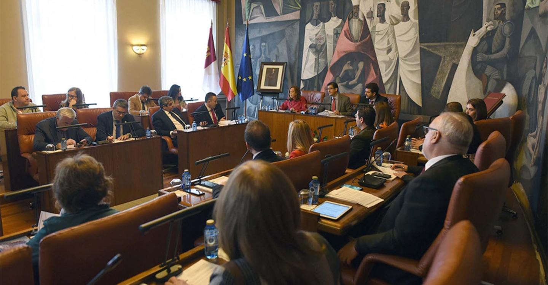 La Diputación aprueba unos Presupuestos que contemplan políticas que fomentan el bienestar ciudadano y la creación de riqueza
