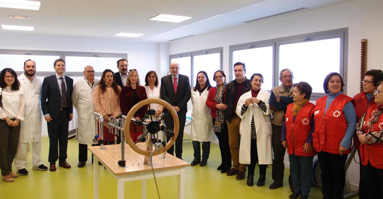 El Gobierno de Castilla-La Mancha dotará de servicio de Fisioterapia al consultorio local de Villanueva de la Fuente