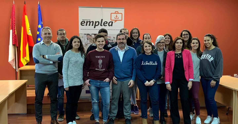 Finaliza en Pedro Muñoz el proyecto Emplea de la Diputación: más formación y más oportunidades laborales.