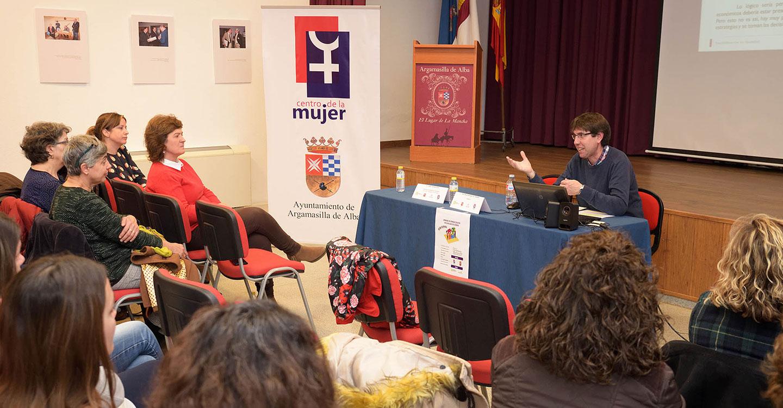 El área de Igualdad de Argamasilla de Alba inicia las actividades con motivo del 8 de marzo