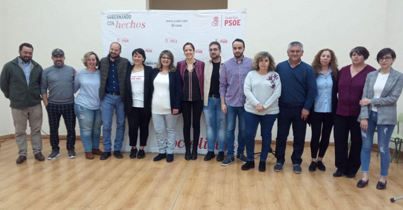 """Cristina Maestre: """"Si tenemos más profesionales sanitarios y docentes en Castilla-La Mancha es gracias al PSOE"""""""
